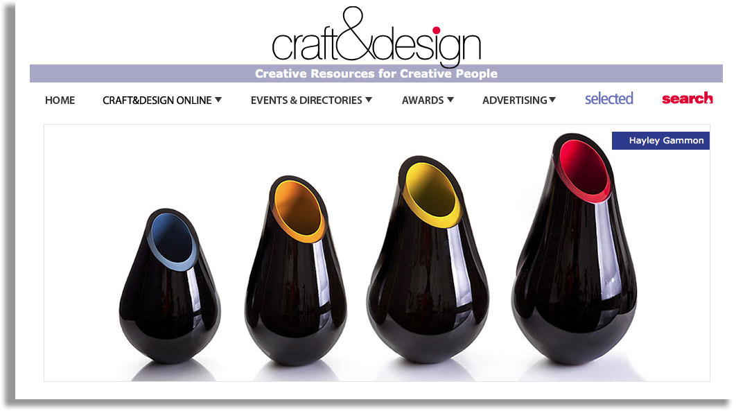 Right Of Craft And Design Online Banner